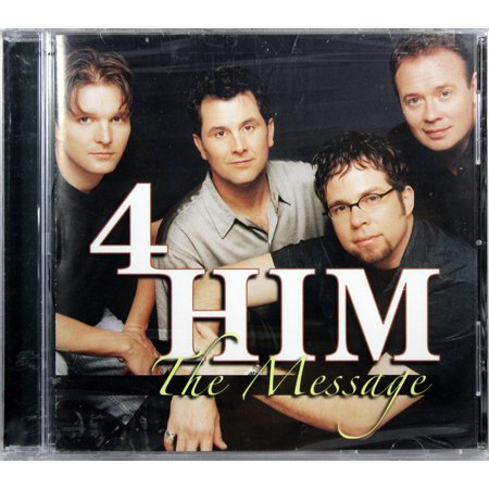 4Him The Message NEW CD Contemporary Christian Singers