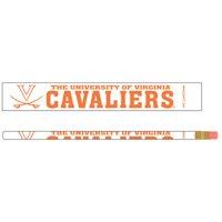 Virginia Cavaliers Pencils, 6 Pack