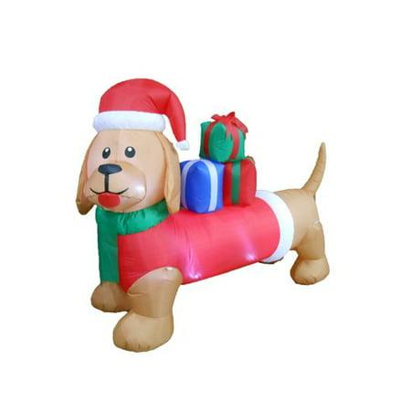 BZB Goods Long Christmas Dog Christmas (Dog Christmas Decorations)
