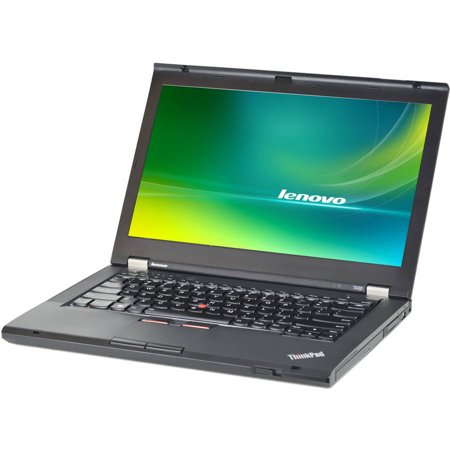 "Refurbished Lenovo ThinkPad T430 14"" Laptop, Windows 10 Home, Intel Core i5-3320M Processor, 4GB RAM, 128GB Solid State Drive"