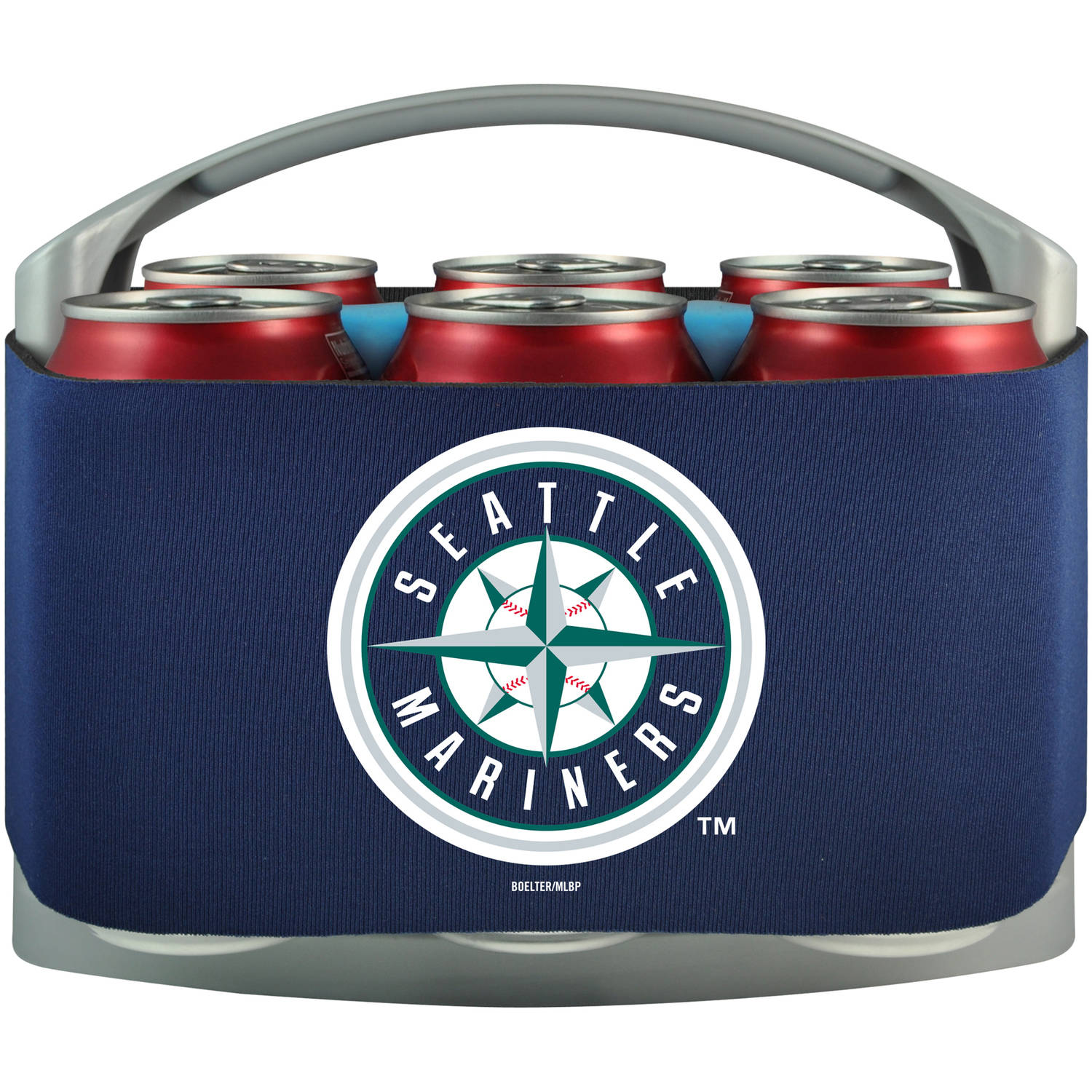 MLB Seattle Mariners Cool 6 Cooler