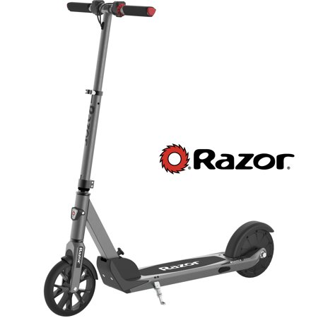 Razor E Prime Electric Scooter - 36V Lithium Battery, Rear Wheel Drive, Extra-Large Airless and Smooth Tires, and Speeds up to 15 MPH