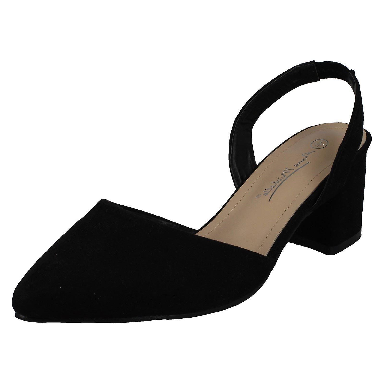 Ladies Anne Michelle Sling Back Shoes
