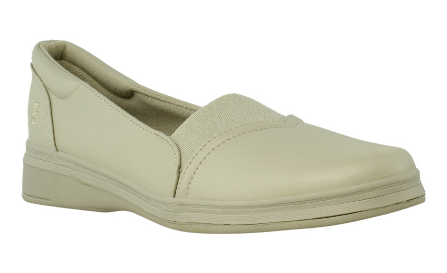 Grasshoppers Womens EH54864 Beige Loafers & Moccasins Flats Size 8.5 New by Grasshoppers