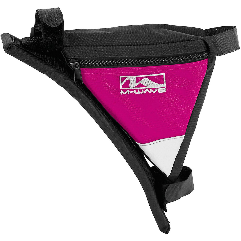 Ventura Rotterdam Shoulder Frame Bicycle Bag, Black/Pink
