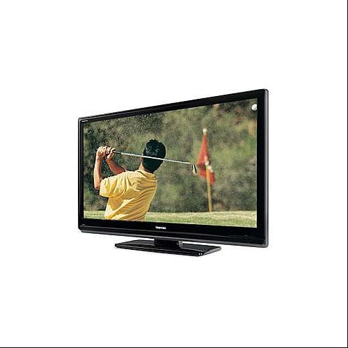 Toshiba 46-Inch 1080p REGZA LCD HDTV 46RV530U