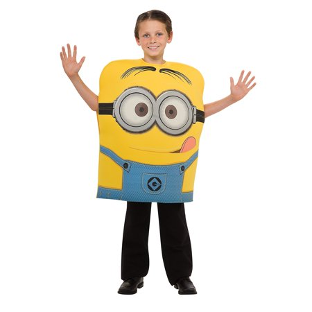 Minion Dave Foam Costume for Kids - Minions Despicable Me Halloween Costumes
