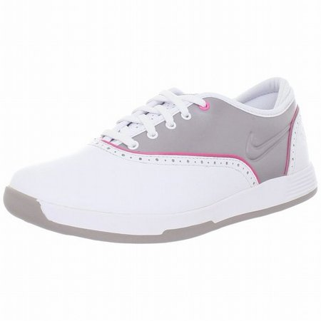 751303f68f52 Nike Women s Lunar Duet Classic Golf Shoes (White Vapor Mauve Pink