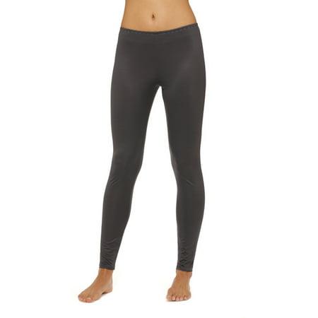 049b9cb1cfd7b ClimateRight by Cuddl Duds - Stretch Microfiber Warm Underwear Legging -  Walmart.com