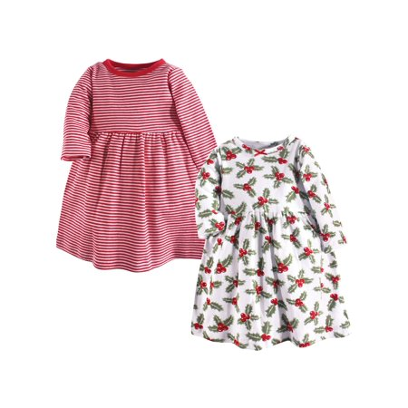 Baby Holiday Dresses (Holiday Dresses, 2pk (Baby)