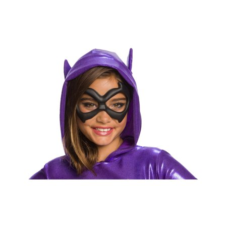 Girl Mask - Dc Super Hero Girls Batgirl Mask