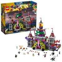 LEGO DC The Batman Movie The Joker Manor Set #70922