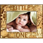Giftworks Plus BBY0022 Little One, Alder Wood Frame, 8 x 10 In