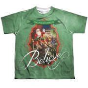 The Polar Express Santa Big Boys Sublimation Shirt