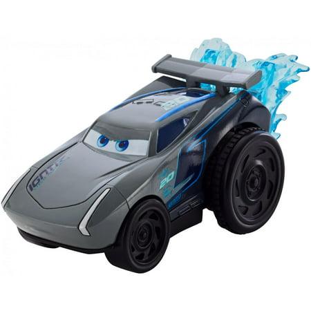Disney Pixar Cars 3 Splash Racers Jackson Storm Vehicle - Disney Pixar Cars Hank Halloween Murphy