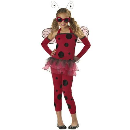 Love Bug Child Costume - Love Bug Costume