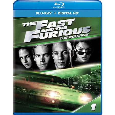 the fast and the furious blu ray digital hd widescreen. Black Bedroom Furniture Sets. Home Design Ideas