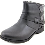 Teva Delavina Ankle   Round Toe Leather  Ankle Boot