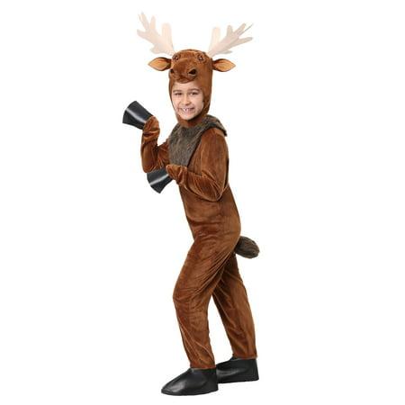 Mighty B Halloween (Child Mighty Moose Costume)