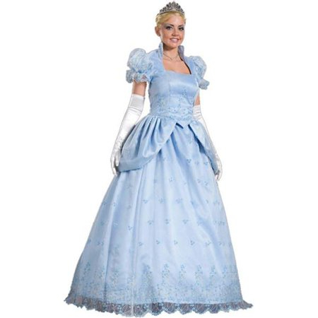 Adult Supreme Quality Cinderella Theater Costume](Supreme Costumes)