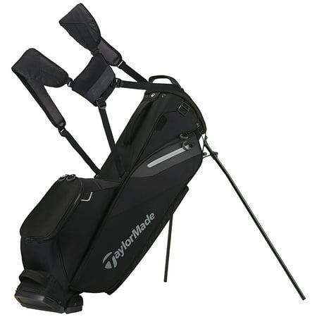 TaylorMade FlexTech Lite Stand Bag Black
