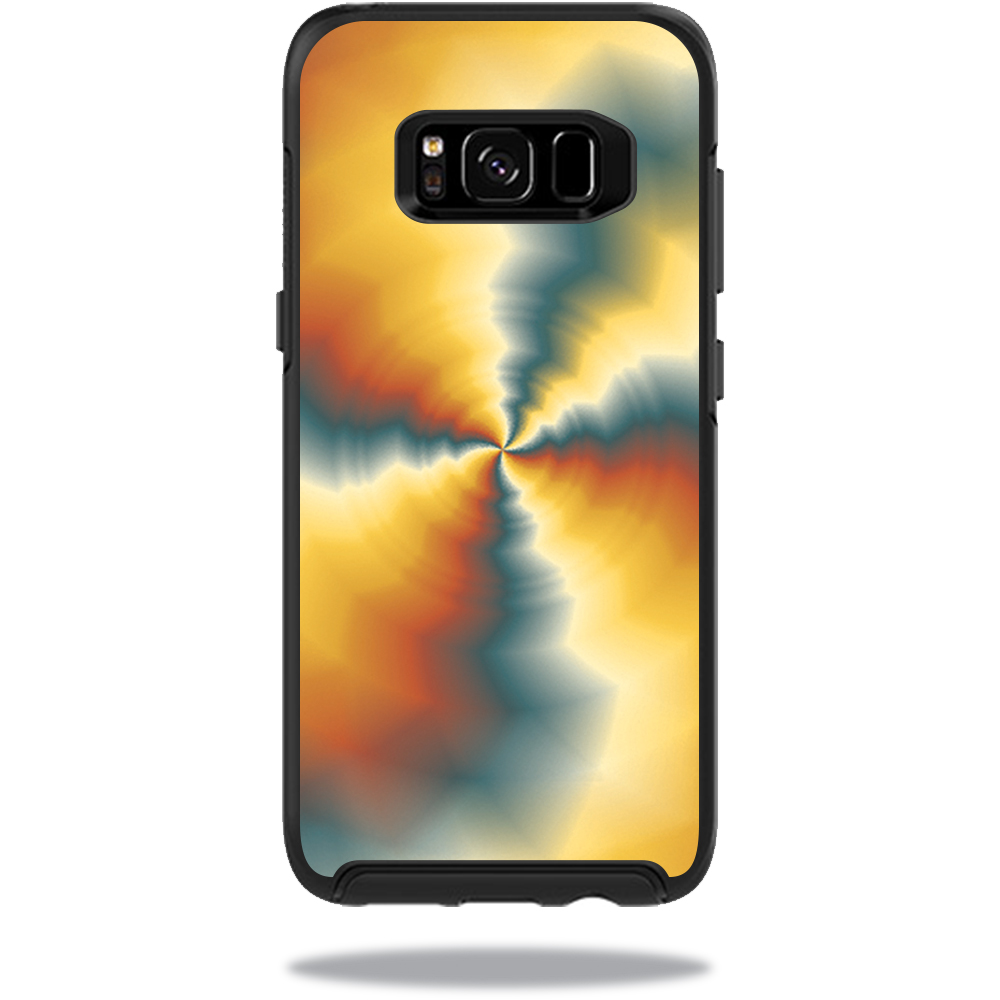 MightySkins Protective Vinyl Skin Decal for OtterBox SymmetrySamsung Galaxy S8 Case sticker wrap cover sticker skins Eye Of The Storm