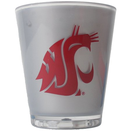 Cougars Glass (Washington State Cougars Shot)