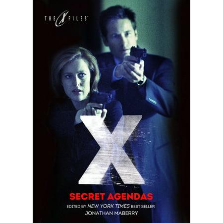 Secret Agent Accessories (X-Files: Secret Agendas)