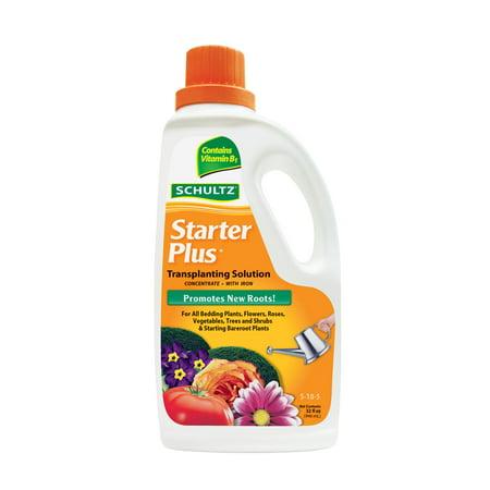 Schultz 32oz Starter Plus Liquid Plant Food