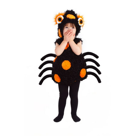 Infant/ Toddler Stevie the Spider Costume Princess Paradise 4069 - Infant Spider Costume