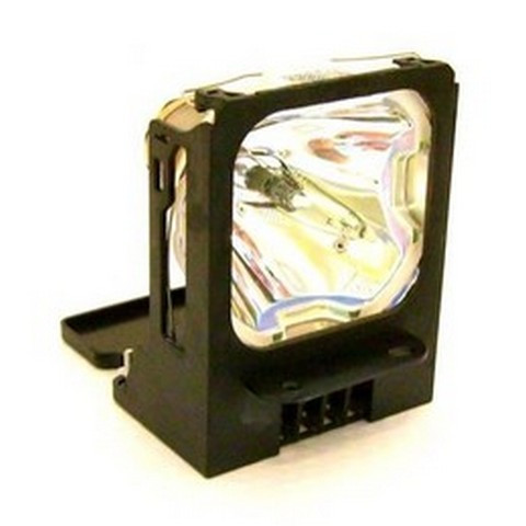Mitsubishi XL5900 Projector Housing with Genuine Original OEM Bulb by MITSUBISHI