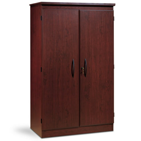 South Shore Morgan 2-Door Storage Cabinet, Multiple - Beech 30 Storage Cabinet