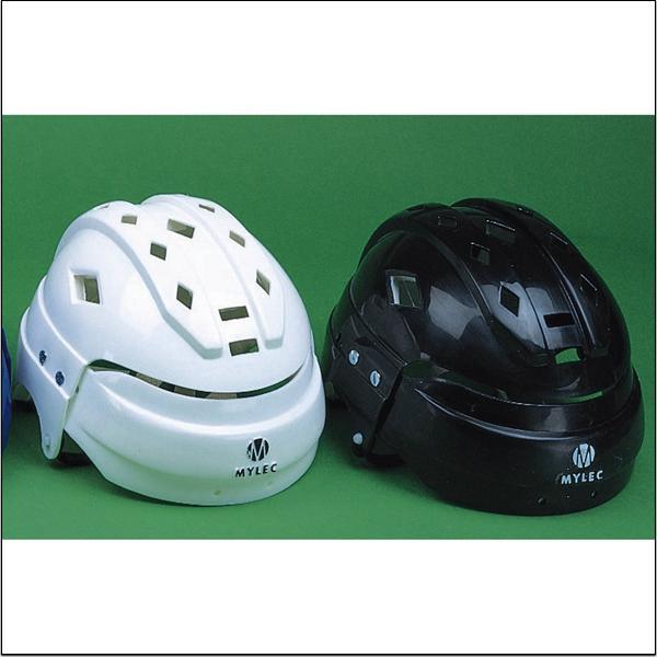 Hockey Helmet Jr. White by