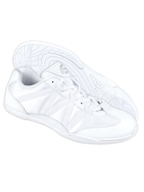 Chass Ace II Youth Cheerleading Shoes - White Cheer Shoes For Girls