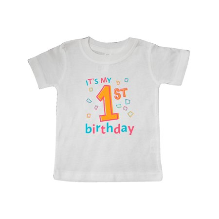 It's my First Birthday Baby T-Shirt (It's Halloween Baby)