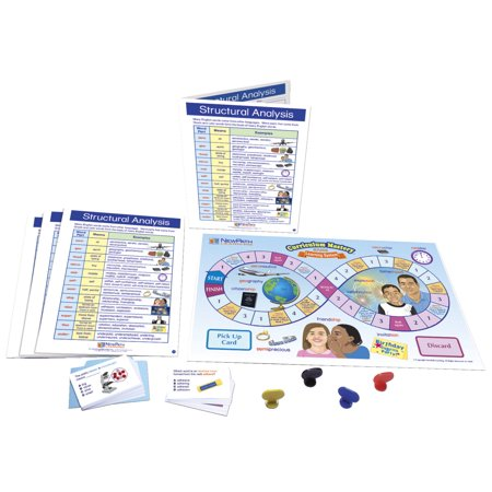 Newpath Learning Structural Analysis Learning Center Game  Gr  6 To 9