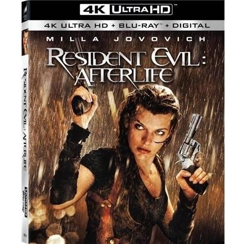 Resident Evil: Afterlife (4K Ultra HD + Blu-ray + Digital HD) (Widescreen) COLBR48216