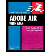 Adobe AIR (Adobe Integrated Runtime) with Ajax - eBook
