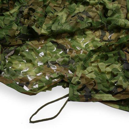 Herwey 2 x 3 mètres Camouflage Net Militaire Chasse Tir Tir Masquer Armée Camo Filet - image 7 de 8