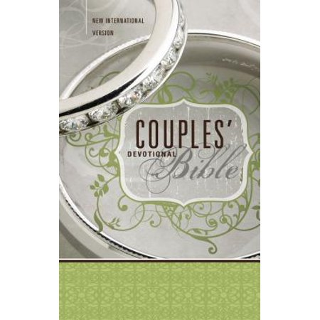 Couples' Devotional Bible-NIV - Homemade Older Couples