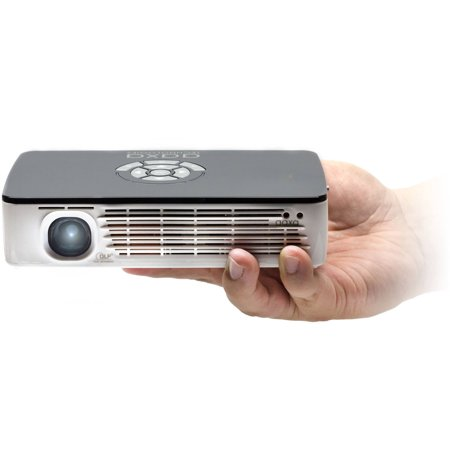 Aaxa p700 hd led portable business pico projector 650 for Best pocket projector for business