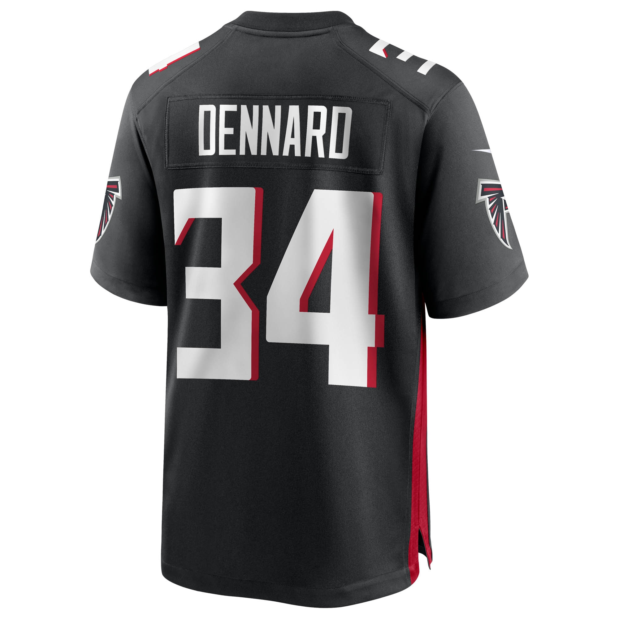 Darqueze Dennard Atlanta Falcons Nike Game Jersey - Black