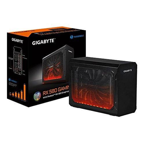 GIGABYTE Gaming Box RX 580 8GB External Graphics Card GV-RX580IXEB-8GD