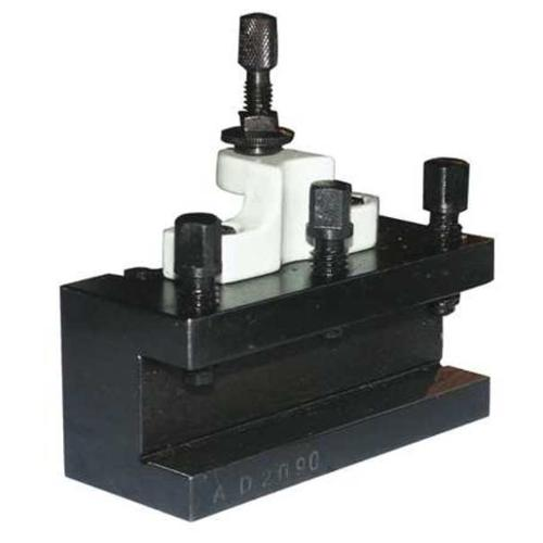 OPTIMUM 3384302 Square Tool Holder, 3/4 In x 3-1/2 In