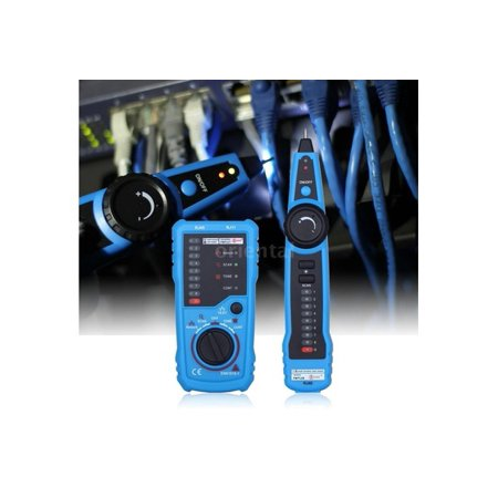 multi functional handheld wire tester tracker line finder cable