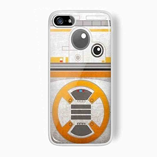 Ganma star wars bb 8 PLUS drawing Case For iPhone 8 PLUS White Case