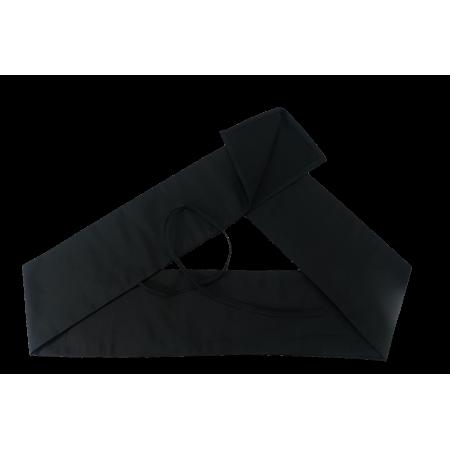 Makoto Sword Bag Black Color For Katana And Shirasaya