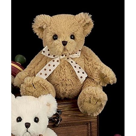 Bearington Bears Caramel Teddy Bear