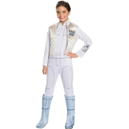 Star Wars Forces Of Destiny Deluxe Princess Leia Organa Girls Costume - Princess Leia Costum