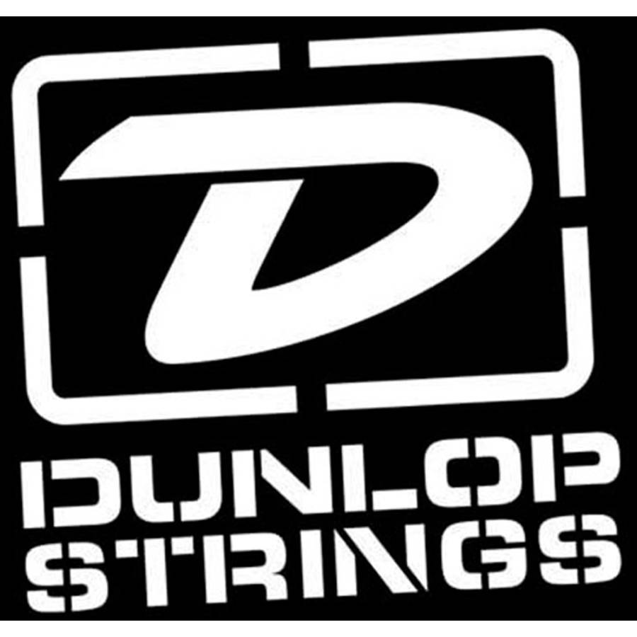 Dunlop DBN120T Tapered Nickel Wound Plated Steel Bass String, 135